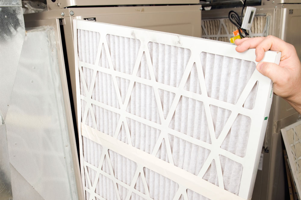 Quality furnce air filters in Simcoe, Ontario